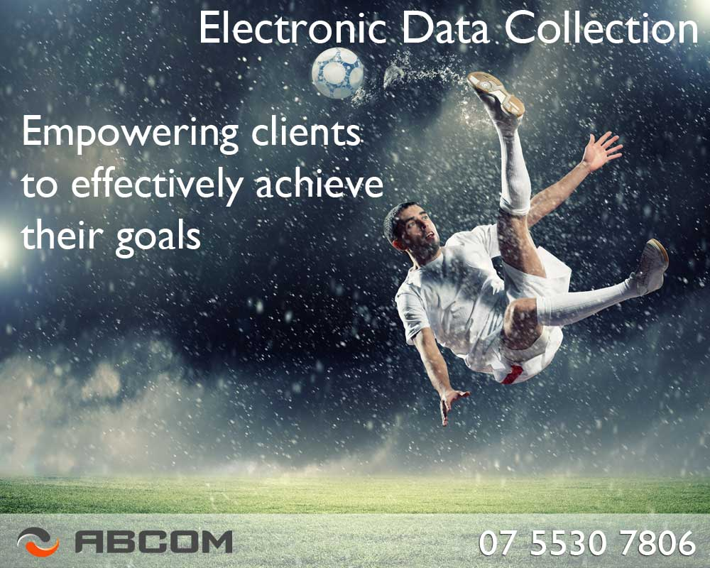 franchise electronic data collection software