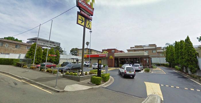 McDonald's Drummoyne